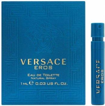 Пробник Туалетная вода для мужчин Versace Eros 1 мл (8011003809356)
