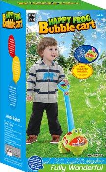 Игрушка-каталка FH Жабка с мыльными пузырями (FH775) (6910010897757)