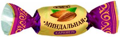 Карамель Рахат Миндальная 1 кг (4870036005432)