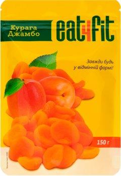 Курага Eat4fit Джамбо 150 г (4820212130120)