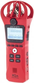 Диктофон Zoom H1n Red