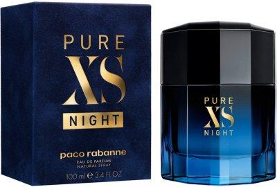 Парфюмированная вода для мужчин Paco Rabanne Pure Xs Night For Him 100 мл (ROZ6400100319/3349668573844)