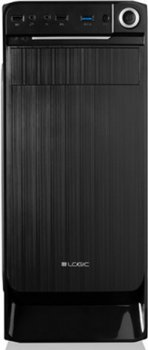 Корпус Logic Concept K3 Black (AT-K003-10-0000000-0002)