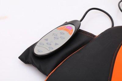 Массажная накидка роликовая с инфракрасным прогревом и вибрацией Zenet (Z-ZET-854-Vi)