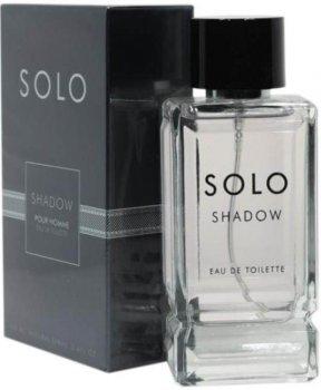 Туалетная вода для мужчин Art Parfum Solo Shadow Аналог Jimmy Choo Men Intense 100 мл (3770004118953)