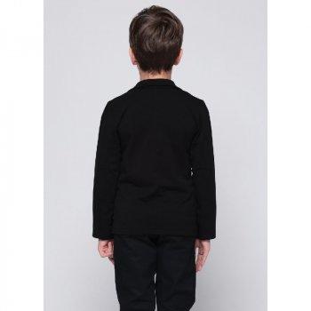 Пиджак для мальчиков VIDOLI В-15322W черный