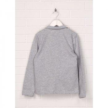 Пиджак для мальчиков VIDOLI В-15322W серый