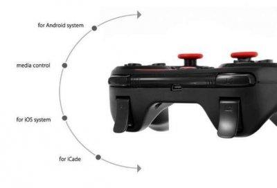 Бездротовий ігровий геймпад Bluetooth джойстик для телефону смартфона X3 Android