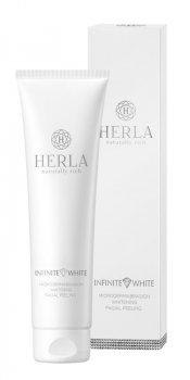 Скраб для лица Herla Infinite White с эффектом микродермобразии 150 мл (5906395131556)