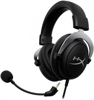 Навушники HyperX CloudX (HHSC2-CG-SL/G)