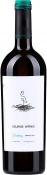 Вино Leleka Wines Chardonnay біле сухе 0.75 л 13% (4820004385264)
