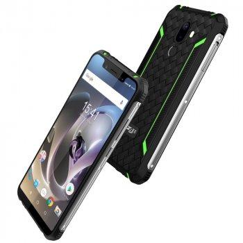 Мобильный телефон ZOJI z33 green 3+32 gb