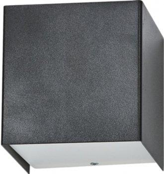 Настінний світильник Nowodvorski NW-5272 Cube graphite