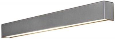 Настінний світильник Nowodvorski NW-9614 Straight wall LED silver М