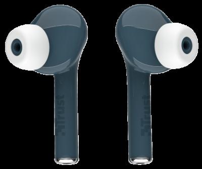 Навушники Trust Nika Touch TWS Blue (23702)