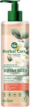 Зволожувальна міцелярна вода Farmona Herbal Care Квітка троянди 400 мл (5900117972878)