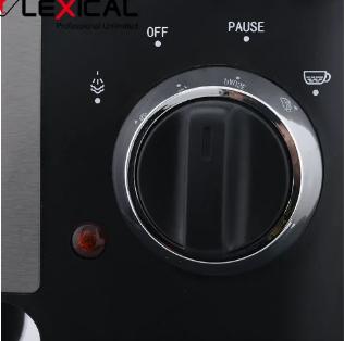 Кофеварка Espresso с капучинатором Lexical LEM-0601