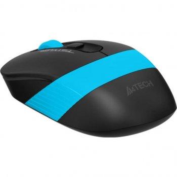 Мишка A4tech FG10S Blue