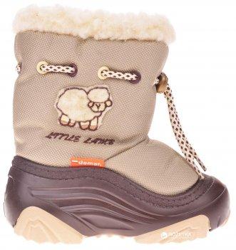 Зимние дутики Demar Little lamb 4015а беж