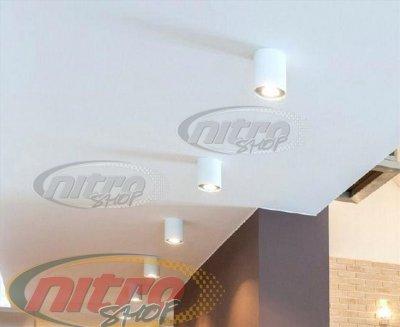 Світильник стельовий світлодіодний LED Horoz Electric SANDRA-15/XL 15Вт (~120Вт) 220В 4200K Чорний (016-043-1015)