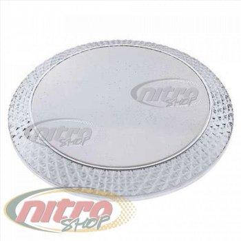 Світильник світлодіодний LED настінний стельовий Horoz Electric PHANTOM-36 36 Вт (~288 Вт) 220В 6400K Білий (027-003-0036)
