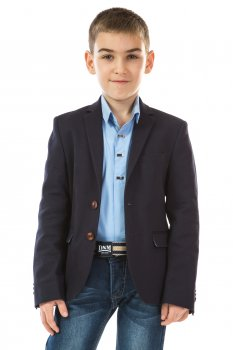Піджак KidsCouture Полівіскоза Синій (717116001)