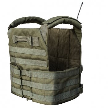 Плитоноска Armoline Plate Carrier Kargo OLIVE
