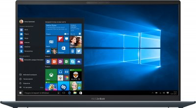 Ноутбук Asus ZenBook 14 UX425JA-HM046T (90NB0QX1-M00710) Pine Grey