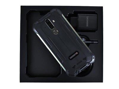 Мобільний телефон Doogee S58 (6+64Gb) Pro Black
