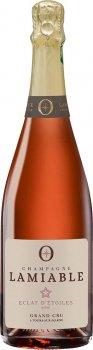 Шампанське Lamiable Eclat d`Etoiles Brut Rose рожеве брют 0.75 л 12.5% (2153707537077)
