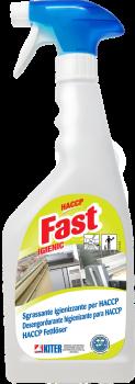 Дезінфікуючий знежирювачах Kiter Fast Igienic 750 мл