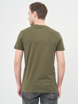 Футболка Calvin Klein Jeans Institutional Logo Slim Ss Tee J30J307856-LDD Deep Depths