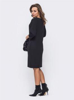Плаття Dressa 51611 Чорне