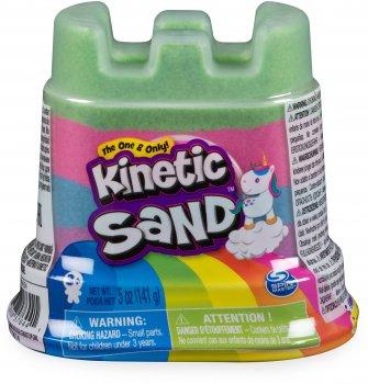 Пісок для дитячої творчості Kinetic Sand Мініфортеця 141 г (71477)