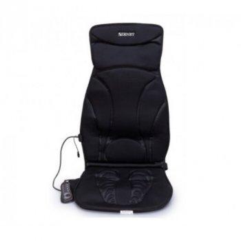 Массажная накидка Zenet на кресло автомобиля, модель ZET-814 черный (493617)