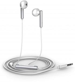 Наушники Huawei Half In-Ear Earphones AM116 White (22040281)