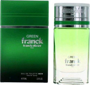 Туалетная вода для мужчин Franck Olivier Franck Green 75 мл (3516641748128)