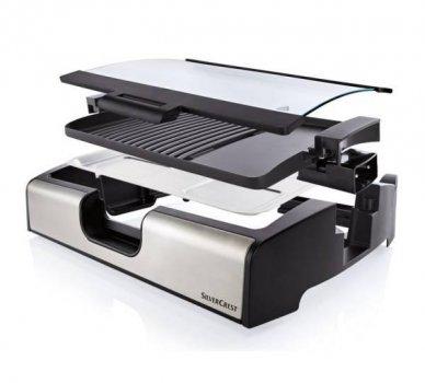 Гриль SilverCrest STGG 1800 A1 Tisch-grill