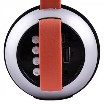 Bluetooth-колонка TG112, c функцией speakerphone, радио, black