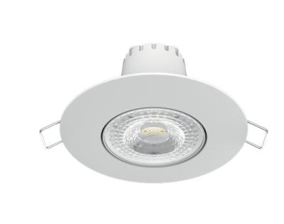 Світильник Гаусса Цілий. Білий, 6W,90х90х56, Ø65мм, 520 Lm LED 4100K