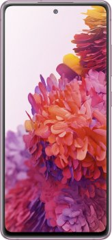 Мобильный телефон Samsung Galaxy S20 FE 8/256GB Light Violet (SM-G780FLVHSEK)