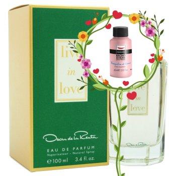 Жіноча парфумерія Парфумована вода Oscar de la Renta Live in Love EDP 100 ml (883915905697)