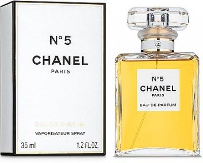 Жіноча парфумерія Парфумована вода Chanel N5 woman edp 50ml (3145891253504)