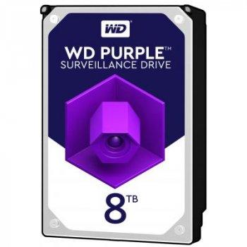 "Жесткий диск 3.5"" 8TB WD (WD82PURZ)"