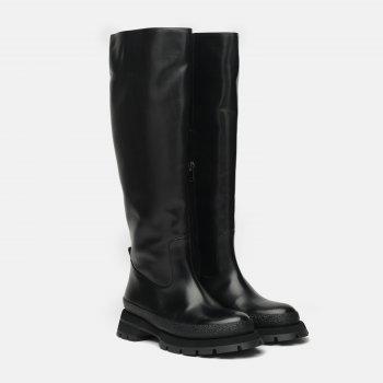 Сапоги FJOLLA 20801-344 Черные