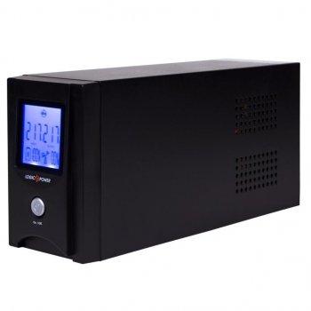 Джерело безперебійного живлення UL850VA LCD (AVR) USB LogicPower (1456)