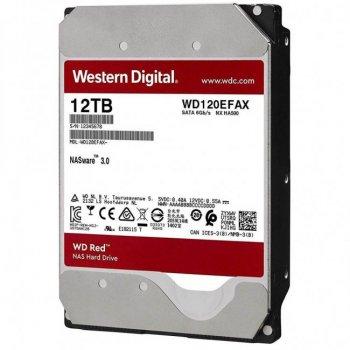 """Жорсткий диск 3.5"""" 12TB Western Digital (WD120EFAX)"""
