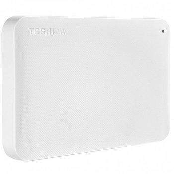 """Зовнішній жорсткий диск 2.5"""" 1TB TOSHIBA (HDTP210EW3AA)"""