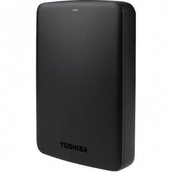 """Зовнішній жорсткий диск 2.5"""" 3TB TOSHIBA (HDTB330EK3CA)"""