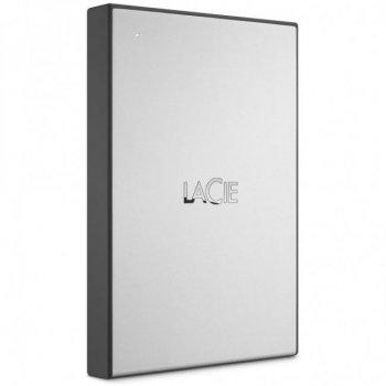 """Зовнішній жорсткий диск 2.5"""" 4TB LaCie (STHY4000800)"""